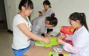 内蒙公司女工委联合呼和浩特市金川开发区妇联组织女工体检